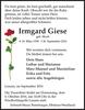 Irmgard Giese