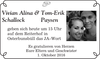 Vivian Alina Tom-Erik Schallock Paysen