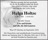 Helga Holtze