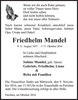 Friedhelm Mandel