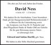 David Ness