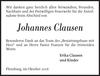 Johannes Clausen
