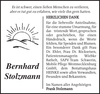 Bernhard Stolzmann