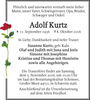 Adolf Kurtz