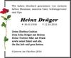 Heinz Dräger