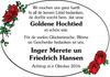 Inger Merete un Friedrich Hansen