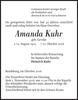 Amanda Kuhr