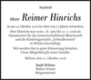 Reimer Hinrichs