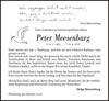 Peter Meesenburg