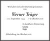 Werner Träger