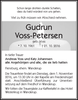 Gudrunvoss-petersen