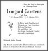 Irmgard Carstens