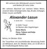 Alexander Lazun