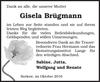 Gisela Brügmann