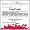 Irma Fenske