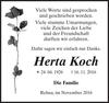 Herta Koch