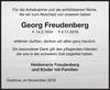 Georg Freudenberg