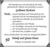 Heinke und Günter Peters