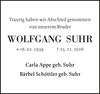 Wolfgang Suhr
