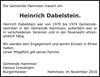 Heinrich Dabelstein