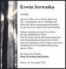 Erwin Serwatka
