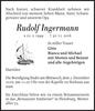 Rudolf Ingermann