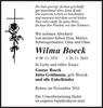 Wilma Boeck