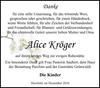 Alice Kröger
