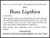 Hans Löpthien