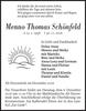 Menno Thomas Schönfeld