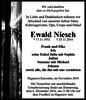 Ewald Niesch