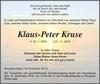 Klaus-Peter Kruse