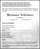 Marianne Schrinner