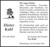Dieter Kahl