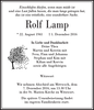 Rolf Lamp