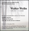 Walter Weihs
