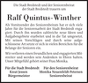 Ralf Quintus-Winther