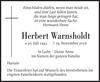 Herbert Warnsholdt