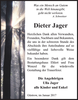 Dieter Jager