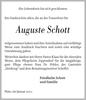 Auguste Schott