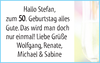 Stefan Gute.das Nur Wolfgang Renate Michael Sabine