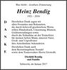 Heinz Bendig
