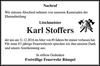 Karl Stoffers