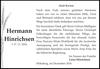 Hermann Hinrichsen