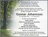 Gunnar Johannson