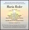 Maria Reder