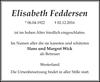 Elisabeth Feddersen