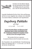 Ingeborg Pahlahs