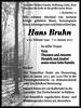 Hans Bruhn