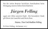 Jürgen Felling